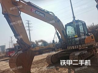 云南-昆明市二手徐工XE135D挖掘机实拍照片