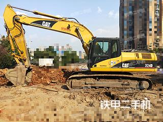 二手卡特彼勒 324D 挖掘机转让出售