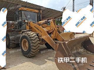 云南-红河哈尼族彝族自治州二手龙工LG855D装载机实拍照片