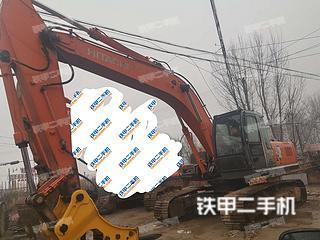 河北-石家庄市二手日立ZX250H-3G挖掘机实拍照片