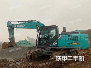 神鋼SK270D-10挖掘機實拍圖片
