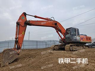 安徽-蚌埠市二手日立ZX330-3G挖掘机实拍照片