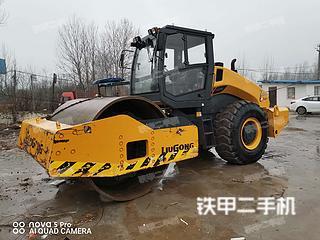二手柳工 CLG6626E(单驱) 压路...转让出售
