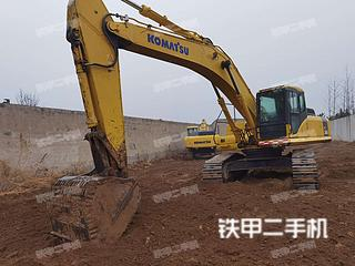 北京小松PC360-7挖掘机实拍图片
