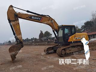 二手三一重工 SY215C-10 挖掘机转让出售