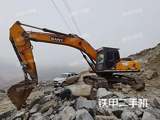 二手三一重工 SY365H 挖掘机转让出售