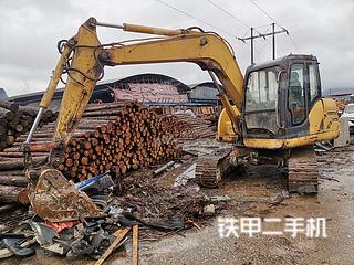中聯重科ZE60G挖掘機實拍圖片