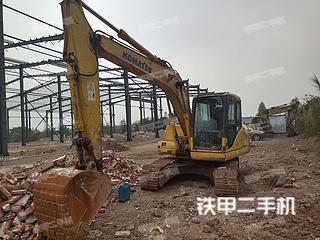 佛山小松PC130-7挖掘機實拍圖片