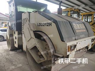 湖北-荆门市二手国机洛建LDD212H压路机实拍照片