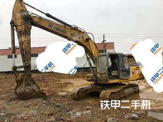 徐工XE230挖掘機實拍圖片