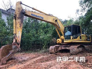小松PC210-8N1挖掘機實拍圖片
