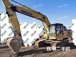 山西-太原市二手小松PC220-8挖掘机实拍照片