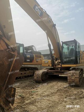 四川-成都市二手卡特彼勒新一代Cat®330GC液压挖掘机实拍照片
