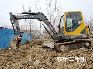 二手沃尔沃 EC55B-Pro 挖掘机转让出售