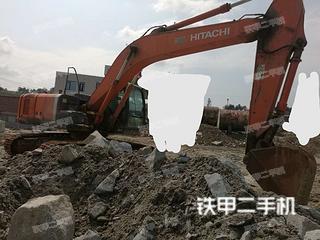 湖南-衡阳市二手日立ZX240-3挖掘机实拍照片
