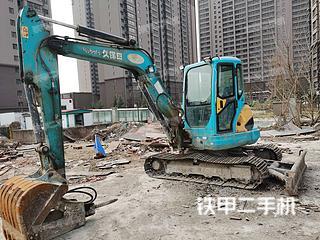 陕西-西安市二手久保田KX161-3SZ挖掘机实拍照片
