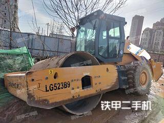 二手龙工 LG523B9 压路机转让出售