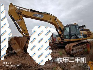 重庆-重庆市二手卡特彼勒336D液压挖掘机实拍照片