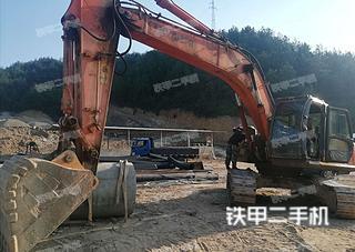 江西-抚州市二手日立ZX250H-3G挖掘机实拍照片