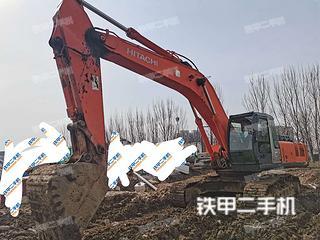 山东-青岛市二手日立ZX330-3G挖掘机实拍照片