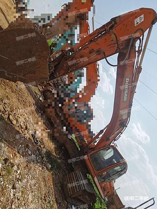 云南-昆明市二手斗山DX260LC-9C挖掘机实拍照片