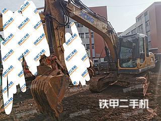 重庆-重庆市二手徐工XE135D挖掘机实拍照片