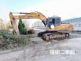 二手三一重工 SY205C-8S 挖掘机转让出售