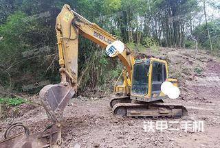 重庆-重庆市二手山东临工E6135F挖掘机实拍照片