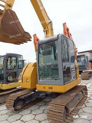 佛山加藤HD308US-V挖掘機實拍圖片