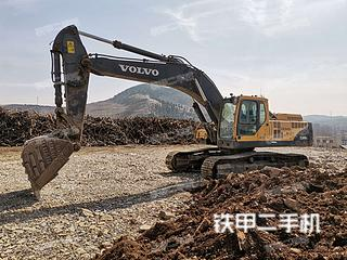 二手沃尔沃 EC360BLC 挖掘机转让出售