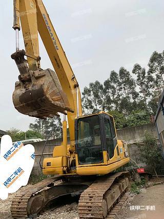 广东-广州市二手小松PC200-8N1挖掘机实拍照片
