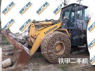 柳工ZL50CN装载机实拍图片