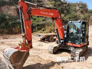久保田KX175-5挖掘機實拍圖片