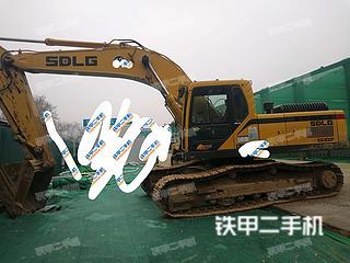 北京-北京市二手山东临工E6300F挖掘机实拍照片