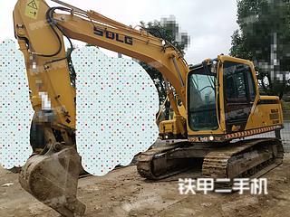 贵州-贵阳市二手山东临工E6135F挖掘机实拍照片