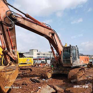 浙江-金华市二手日立ZX330-3G挖掘机实拍照片