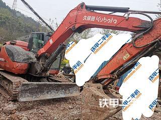 久保田KX183-3挖掘機實拍圖片