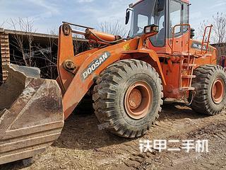 斗山DL503GOLD装载机实拍图片