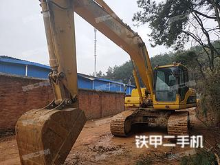 中聯重科ZE210E-9挖掘機實拍圖片