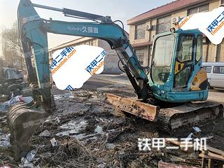 久保田KX155-3SZ挖掘機實拍圖片