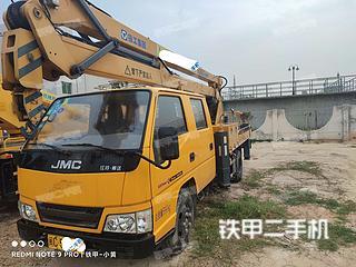 徐工XZJ5060JGK高空作业机械实拍图片