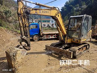 廈工XG806挖掘機實拍圖片