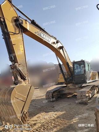 兰州三一重工SY305H挖掘机实拍图片