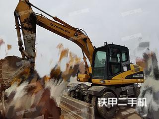 中聯重科ZE150R挖掘機實拍圖片
