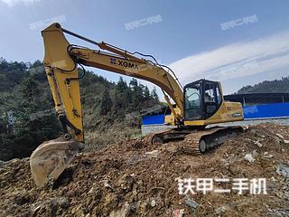 廈工XG822EL挖掘機實拍圖片