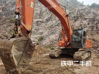 日立EX350挖掘機實拍圖片