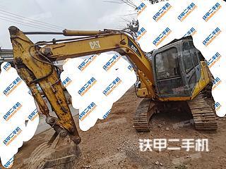云南-大理白族自治州二手卡特重工CT80-7挖掘机实拍照片