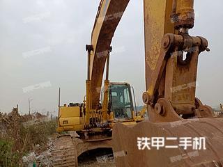 佛山小松PC350-7挖掘機實拍圖片