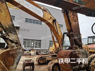 廈工XG825EL挖掘機實拍圖片