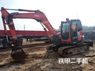 久保田KX185-3挖掘機實拍圖片